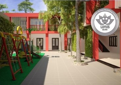 001-SB-P – Worldkids International School – Campus 4, Go Vap, HCMC