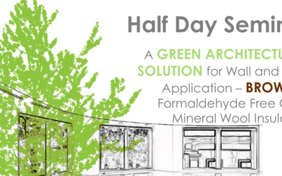 [05/05/17 HCMC] Seminar: A green architectural solution for Wall and Roof