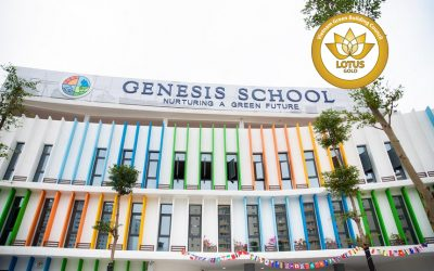 Genesis School achieved LOTUS Gold Certification