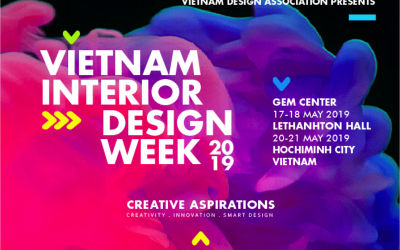 [HCMC, 17-21/05/2019] Vietnam Interior Design Week 2019