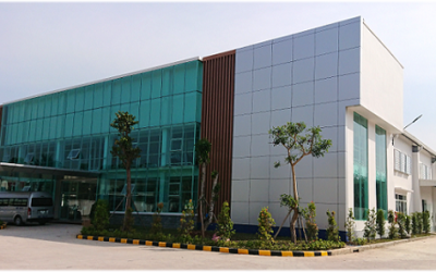 Dong Tien Garment Factory 3 achieved LOTUS Platinum Certification