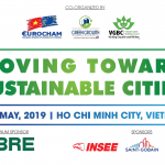 [HCMC, 29/05/2019] Conference: Moving toward sustainable cities