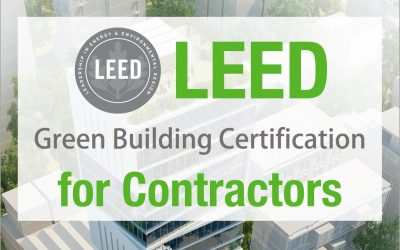 [HCMC 25/06] Training Course: LEED v4 for Contractors