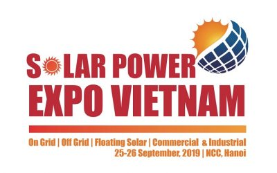 [Hanoi, 25-26/09/2019] Vietnam Solar Power Expo 2019
