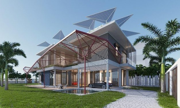 Private villa project registered for LOTUS Homes Certification