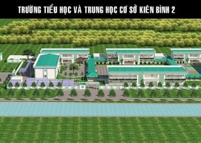 035-NR-2.0-NC – Kien Binh 2 primary and secondary school
