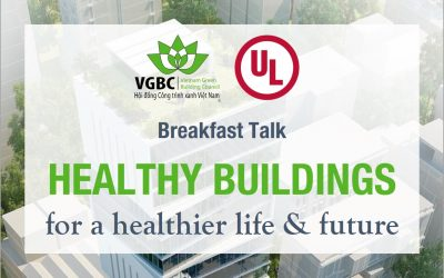 [HCM – 05/12/2019] Breakfast Talk: Healthy Buildings