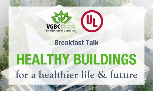 UL Healthy Building Event in Vietnam: Designed to Support Growing Demand for Healthy Buildings