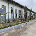 TNG Song Cong factory becomes the first in Thai Nguyen to achieve LOTUS green building certification