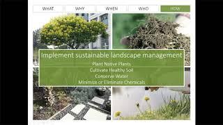 VGBC Online Series, Phần 9: Địa điểm và Sinh thái trong Công trình xanh