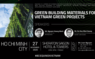 27 NOVEMBER 2020: BCI EQUINOX HO CHI MINH CITY, VIETNAM