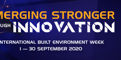 Get free access to International Built Environment Week (IBEW) 2020, as the Singapore BCA's premier event for building and construction industry goes online
