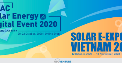 Vietnam Solar E-Expo 2020 and APAC Solar Energy Digital Event 2020
