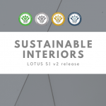 VGBC updated LOTUS Small Interior rating tool, officially released LOTUS SI v2