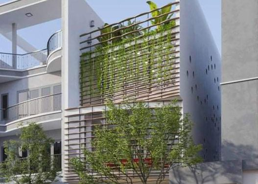 Cong Sinh Architects applied LOTUS SI standard