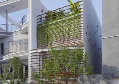 007-SB-1 – Cộng Sinh Architects Office