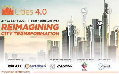 CITIES 4.0 CONFERENCE 2021 (21-22/9/2021)